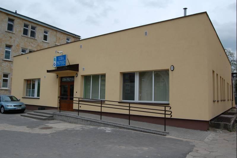 Budynek Izby Przyjęć